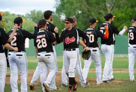 Drummondville réintègre l'élite du baseball québécois
