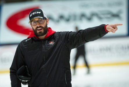 Olivier Michaud sera entraîneur au Championnat mondial junior de hockey