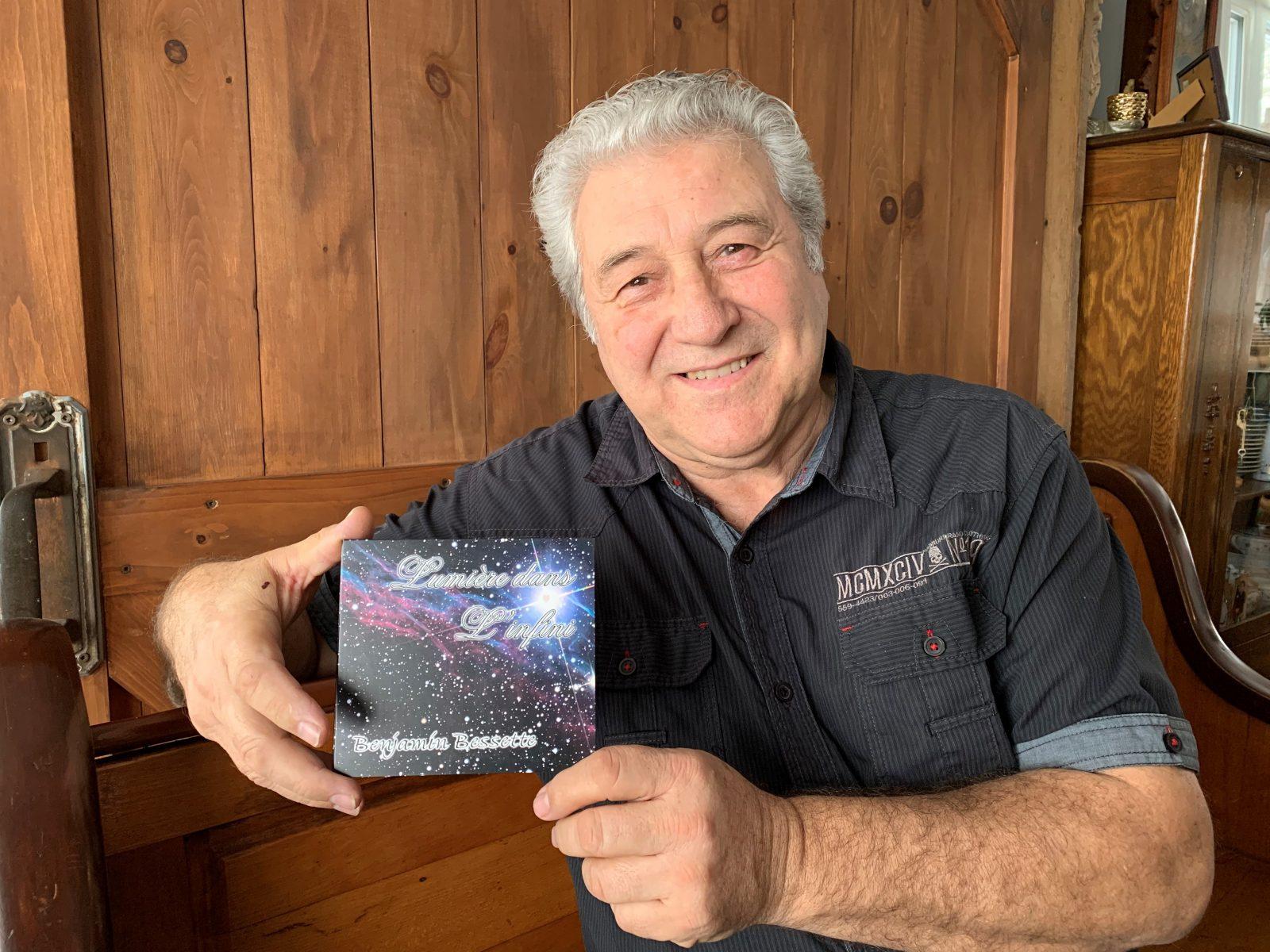 Un quatrième album pour Benjamin Bessette