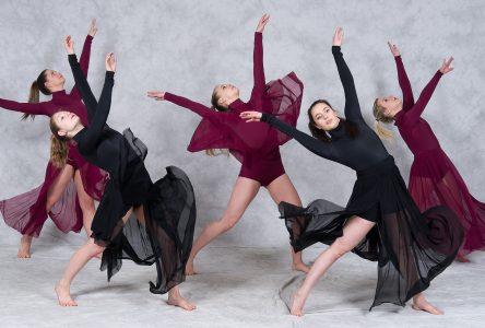Un spectacle virtuel pour les étudiants de Danse du Cégep de Drummondville
