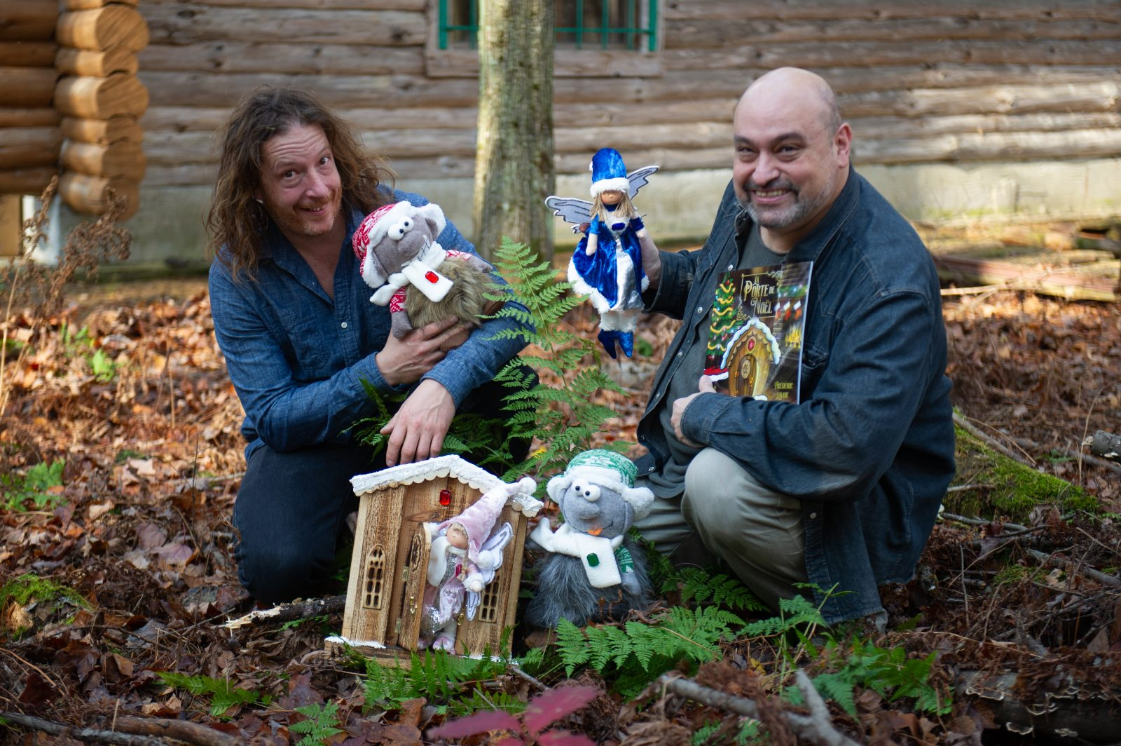 La Porte de Noël : un conte imaginaire réinventé
