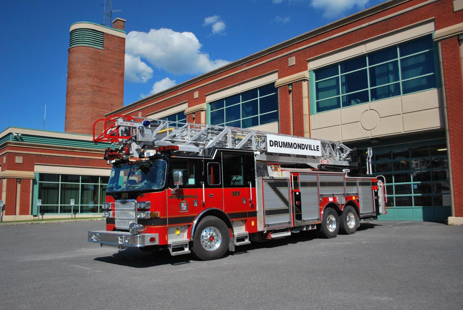 Partenariat de gestion en sécurité incendie