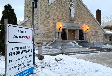 L'église Immaculée-Conception est officiellement désacralisée (photos)