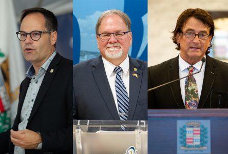 2020, l'année des trois maires à Drummondville