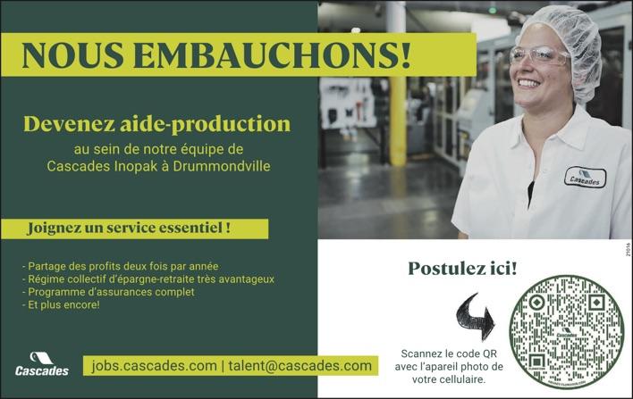 Logo de Aide-production