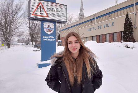 COVID-19: une adolescente lance un appel à la collaboration sur les réseaux sociaux