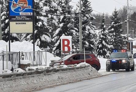 Huit conducteurs pris en défaut lors d'une opération policière