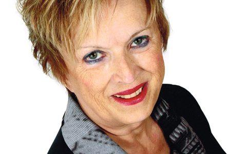 Madeleen Dubois, une conférencière qui n'a pas froid aux yeux