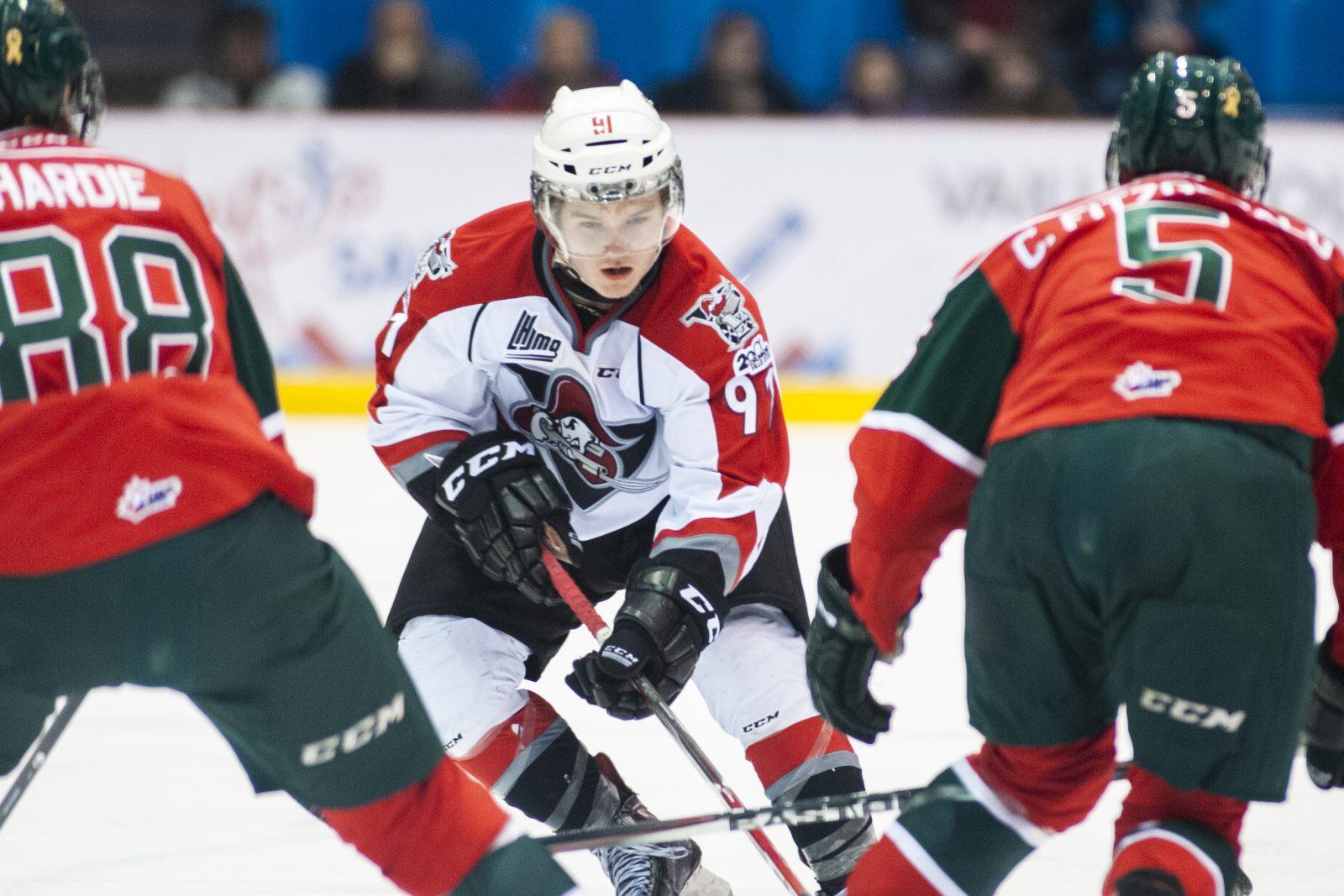 Matthew Boucher parafe un contrat dans la ECHL