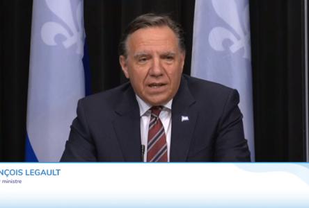 Québec prépare le déconfinement