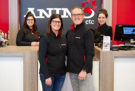 Un investissement de plus de 100 000 $ pour Animo etc à Drummondville