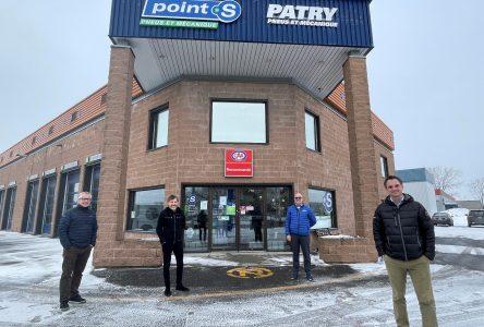 Robert Bernard acquiert trois succursales du Groupe Patry