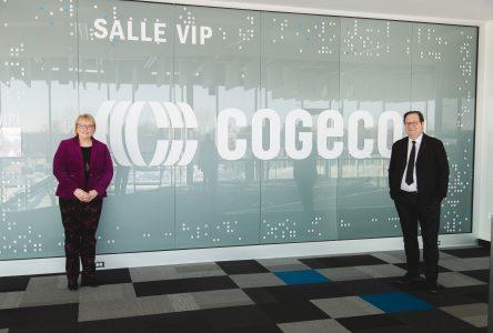 La SDED et Cogeco poursuivent leur collaboration