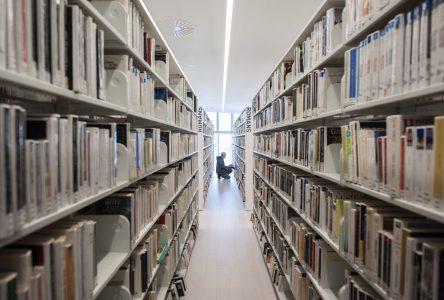 La bibliothèque publique reçoit plus de 375 000 $ pour enrichir sa collection