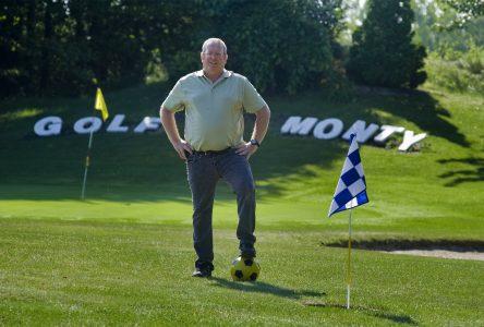 Club de golf Monty : pas pressé de vendre
