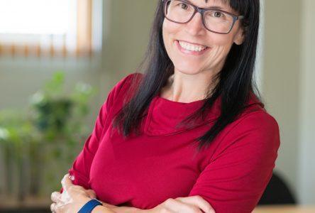 Vicky Côté nommée à la tête du Service aux entreprises Centre-du-Québec