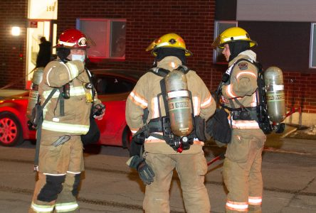 L'alarme incendie a permis l'évacuation rapide d'un bâtiment