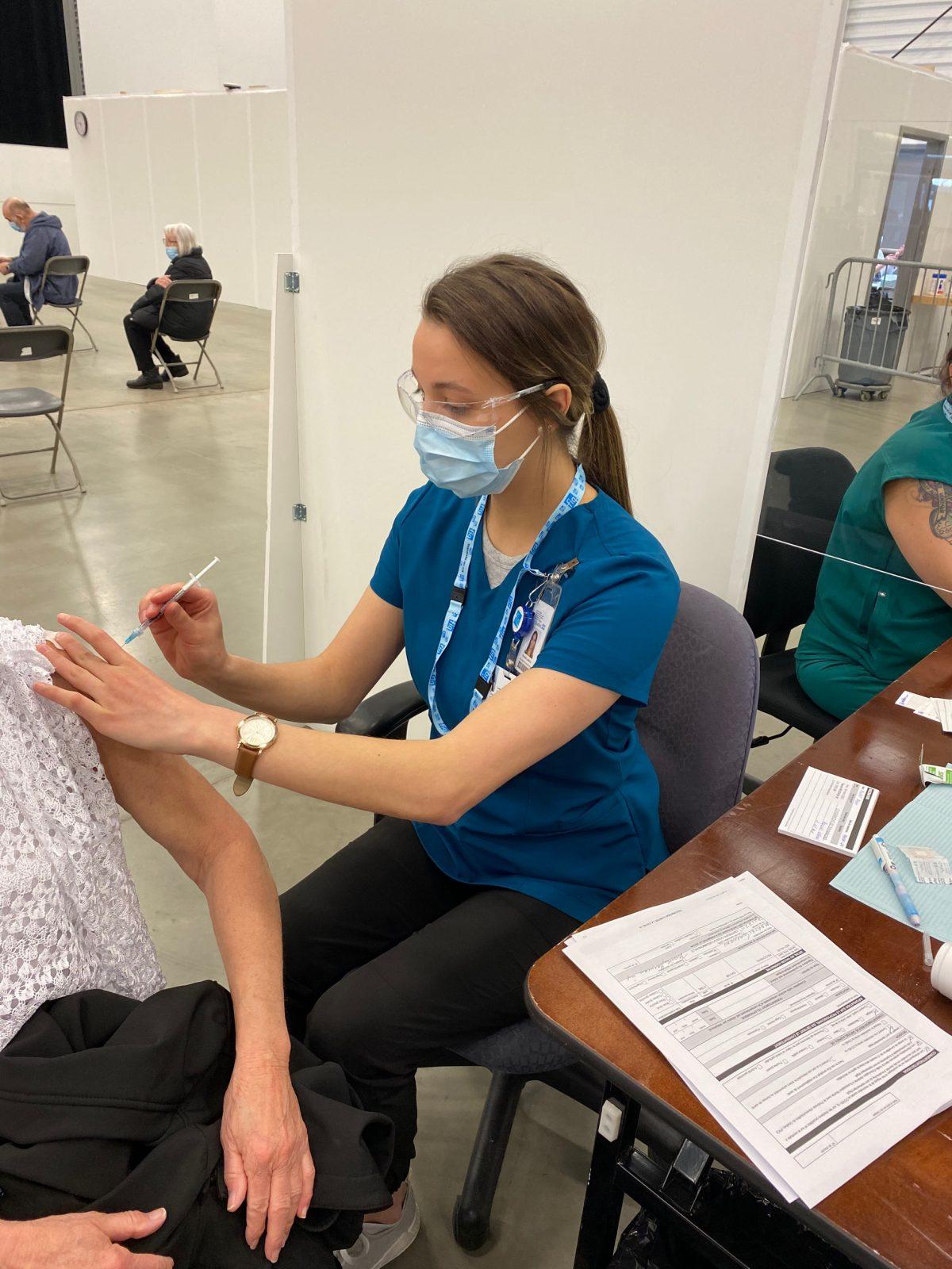 Vaccination : le CIUSSS MCQ déploie des actions pour les 18-39 ans