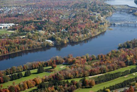 De chouettes points de vue pour admirer la rivière Saint-François