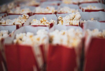 Le popcorn sera de retour dans les salles de cinéma