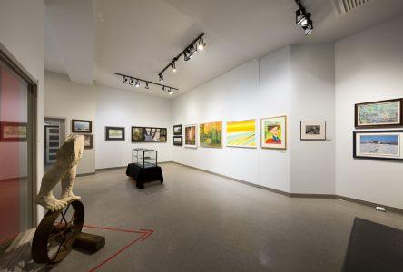 La MRC de Drummond à la recherche d'artistes et de galeries d'art