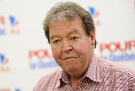 L'ex-maire de Drummondville Serge Ménard s'éteint