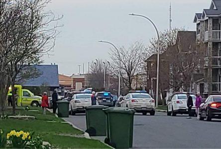 Altercation sur la rue G.E Cyr : le suspect accusé