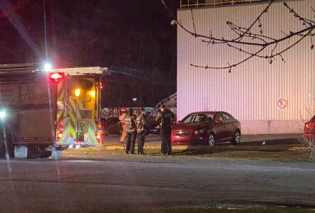 Accident chez Olymel: deux travailleurs transportés au Centre des grands brûlés de Québec