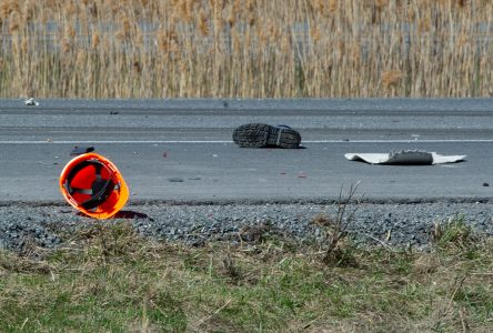 La sécurité autour des signaleurs routiers est «préoccupante»