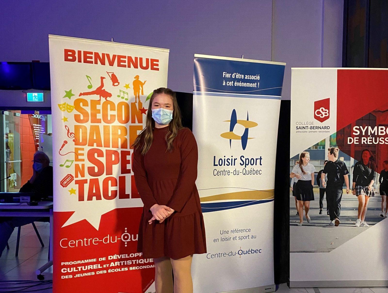 Le Collège Saint-Bernard sort du lot lors de la finale locale de Secondaire en spectacle