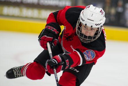 Hockey mineur : c'est déjà terminé