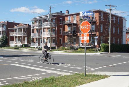 Réouverture du réseau cyclable à Drummondville
