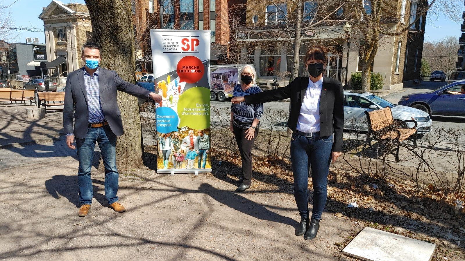 Sclérose en plaques : la population invitée à créer sa propre marche SP