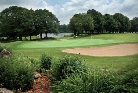 Port du masque : les responsables de clubs de golf soulagés