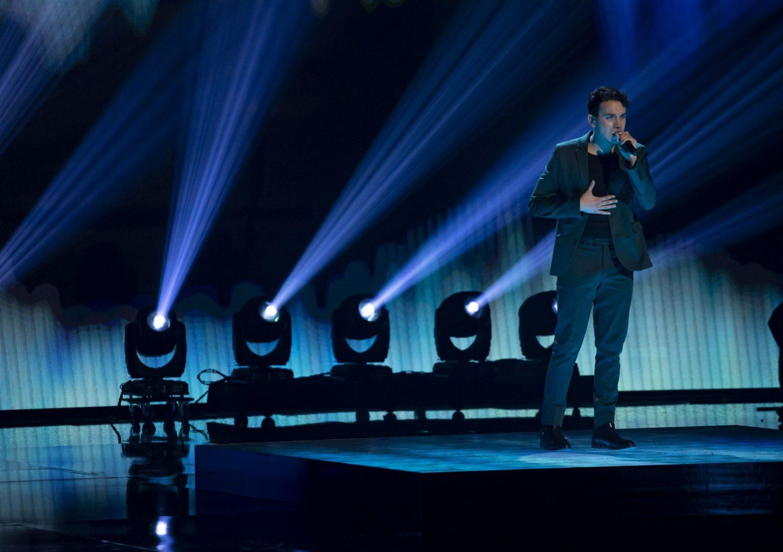 Star Académie: William Cloutier chantera une composition en demi-finale