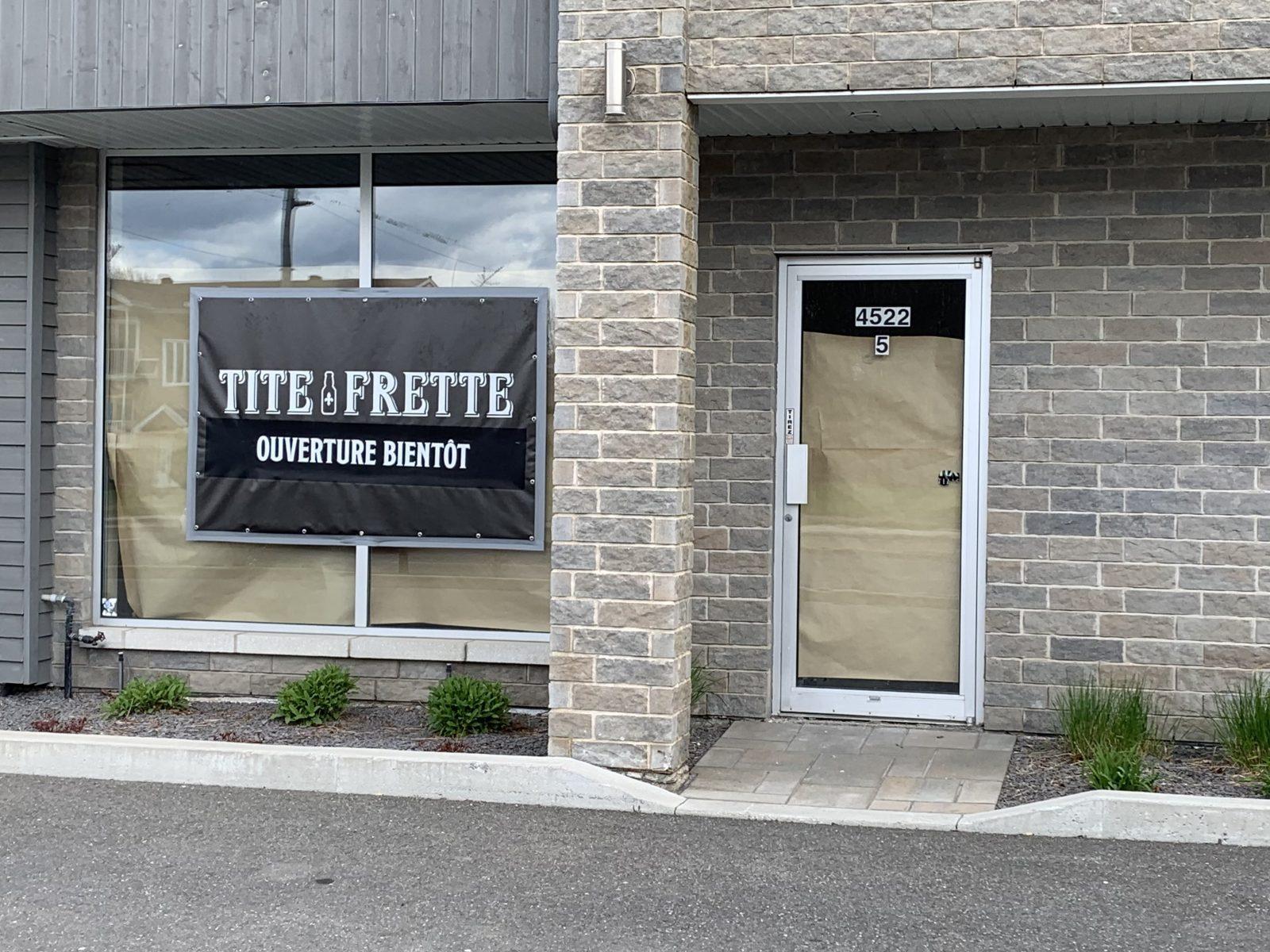 Une boutique Tite Frette ouvrira à Saint-Nicéphore