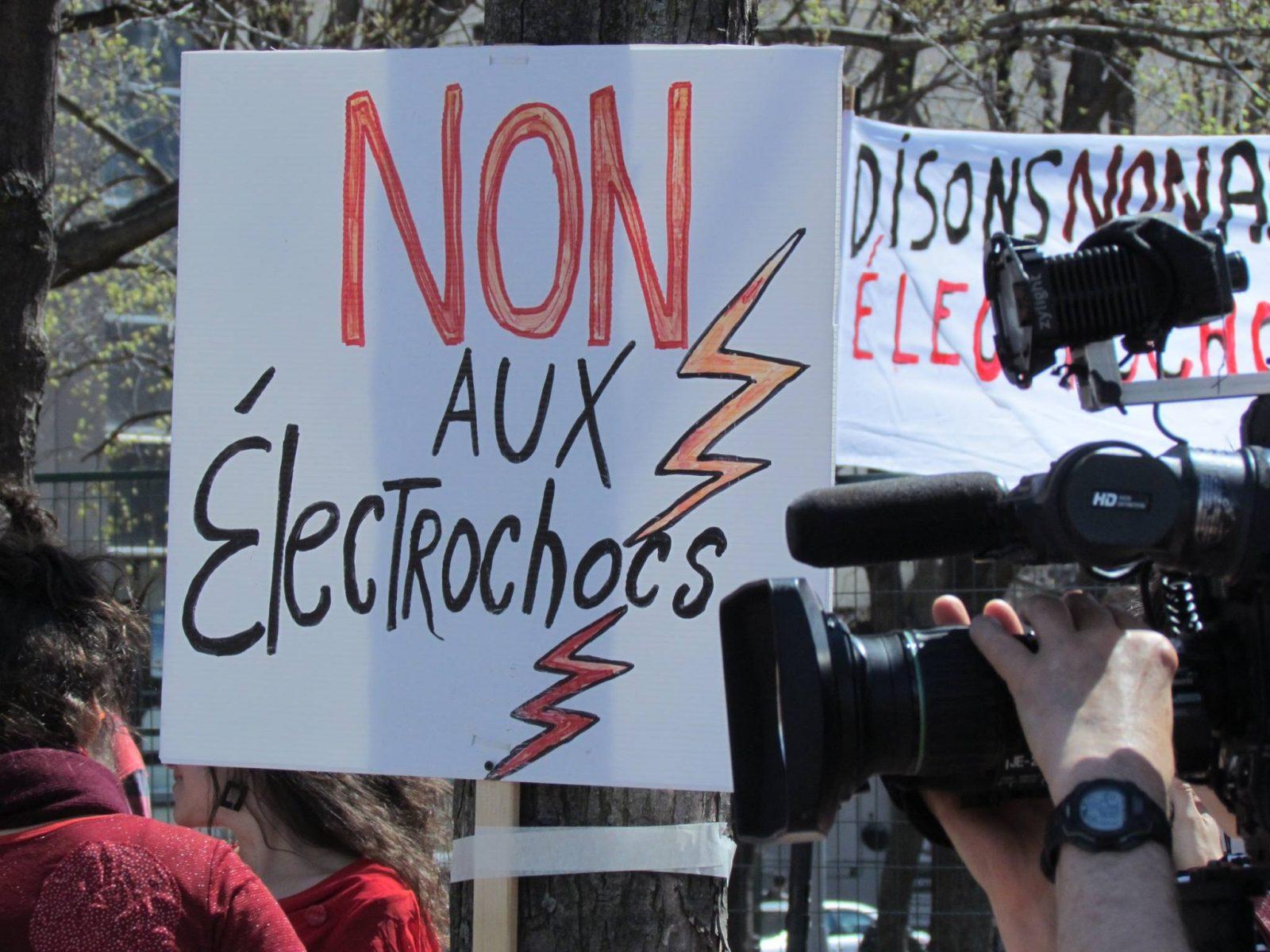 Électrochocs : le Centre-du-Québec toujours bon premier