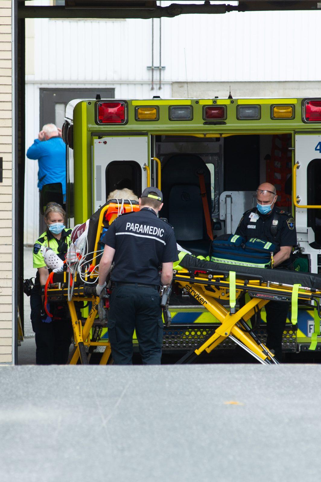 Forte pression à l'urgence de Drummondville