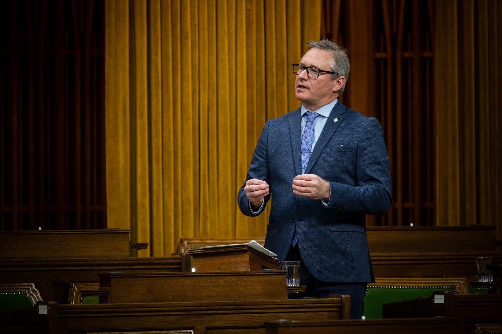 La Chambre exige que les libéraux mettent fin aux paradis fiscaux