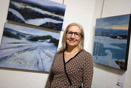 L'artiste Claire Fafard expose pour la première fois dans la région
