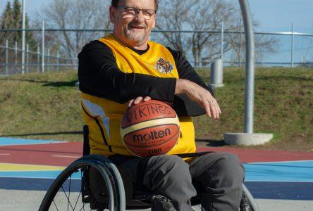 Rien n'arrête Daniel Mailhot, devenu paraplégique