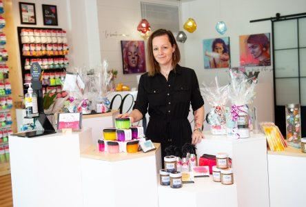 Une première boutique au centre-ville pour Efferv'essence
