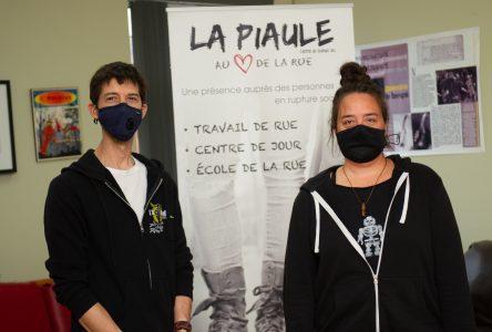 Les travailleurs de rue de La Piaule ont redoublé d'effort