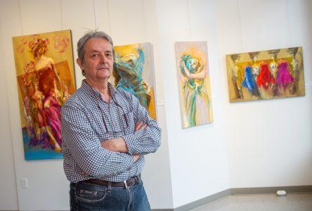 Une nouvelle exposition signée Ljubomir Ivankovic au centre de diffusion Axart