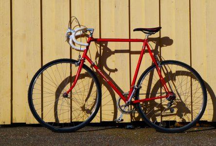 Un encan de vélos en ligne débute ce jeudi