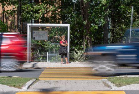 La vitesse diminue à 40 km/h dans deux quartiers résidentiels de Drummondville