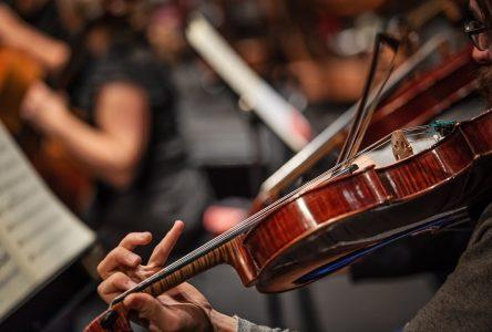 L'OSD en concert à Durham-Sud