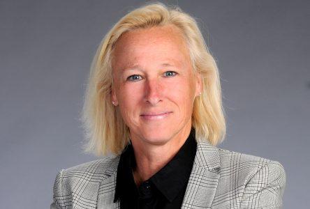 Isabelle Duchesne se porte candidate dans le district 7