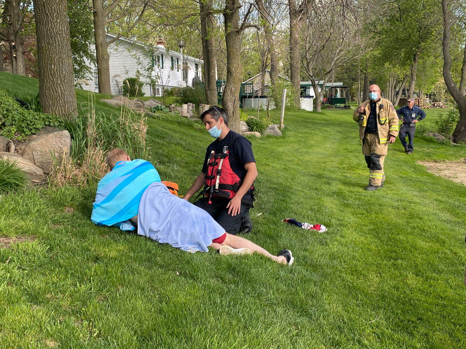 «Attachez vos vestes de sauvetage s'il vous plait» – le père de la victime