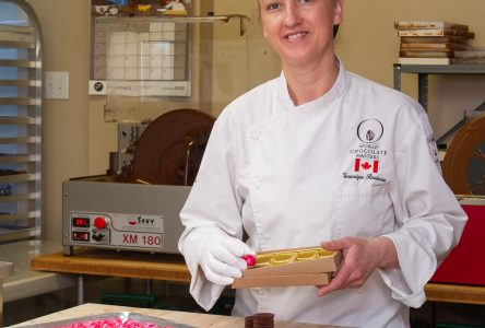 À la découverte des chocolats de Véronique Rousseau